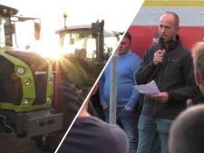 Boeren zijn woest en gaan nu elke dag actievoeren: 'We laten niet met ons sollen'