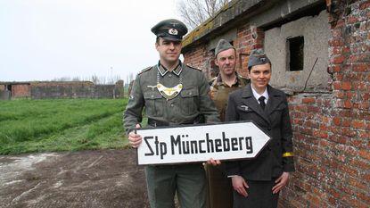Eén kans om Duitse bunkers te zien