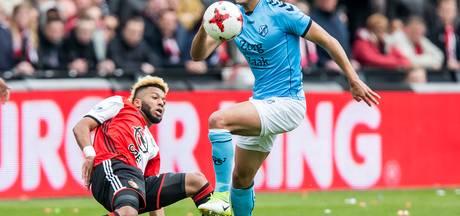 Feyenoord oefent tegen SDC Putten