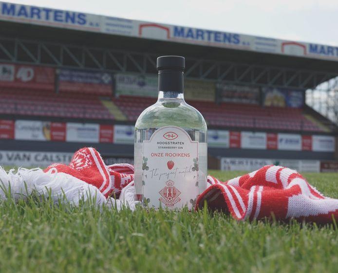 Voetbalclub Hoogstraten VV lanceert een eigen gin.
