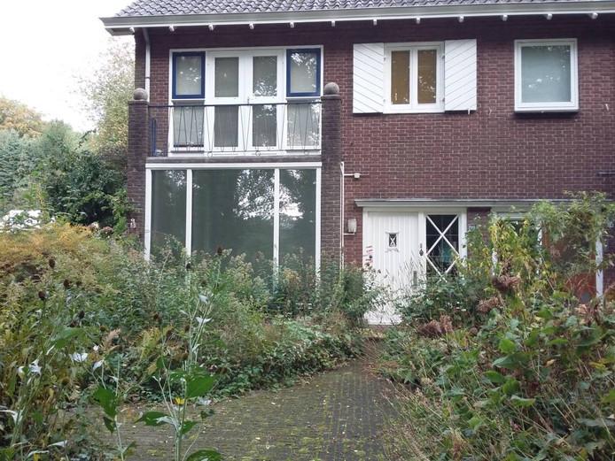 Het huis van vermoorde Wageningse staat nog altijd leeg.