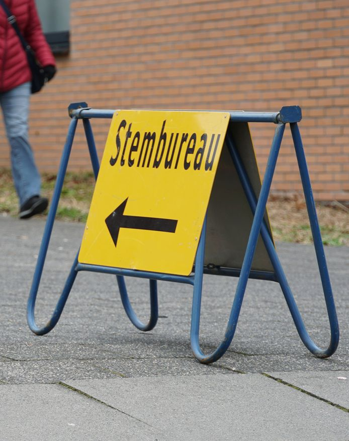 In Hellevoetsluis kan op vier plekken vervroegd worden gestemd voor de Tweede Kamerverkiezingen.