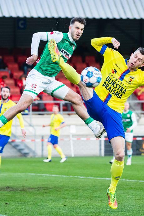 FC Dordrecht eindigt als laatste na eervol verlies tegen kampioen; wachten is op Turkse investeerder