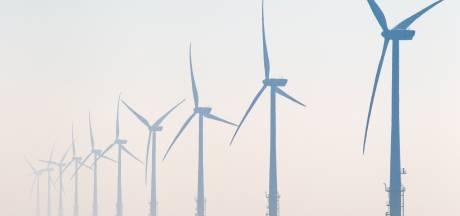 Alleen stroom van windmolens bij overbelasting