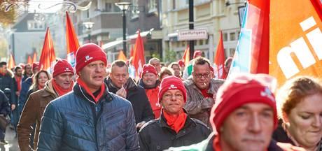 Medewerkers Unox Oss steunen akkoord over arbeidsvoorwaarden, staking nu echt voorbij