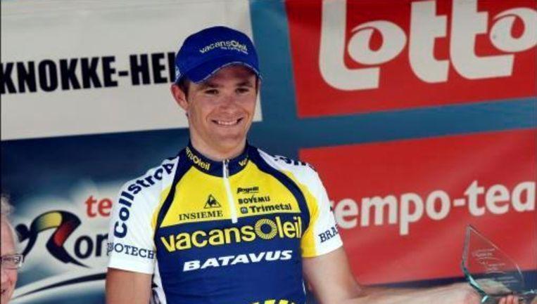 Borut Bozic en Vacansoleil mogen naar de Vuelta. Beeld UNKNOWN