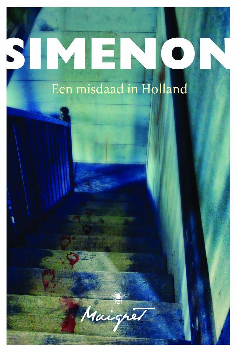 Een misdaad in Holland. Beeld Boekcover