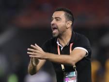 'Xavi stapt mogelijk toch in als trainer van Barça'