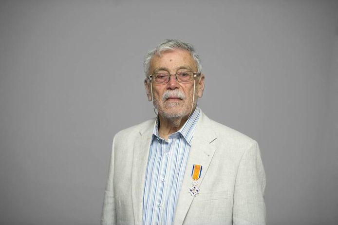 Ries Müller (81) uit Berlicum