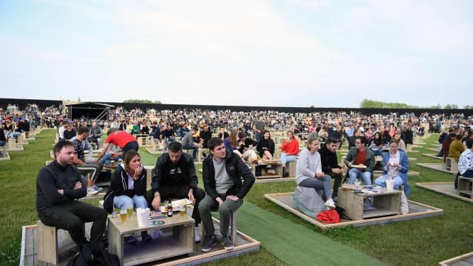 """Parklife Werchter blikt tevreden terug op coronaveilige editie met 63.000 bezoekers: """"Maar volgend jaar weer de grote festivals"""""""