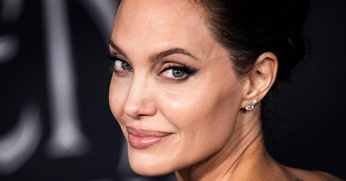 Angelina joulie