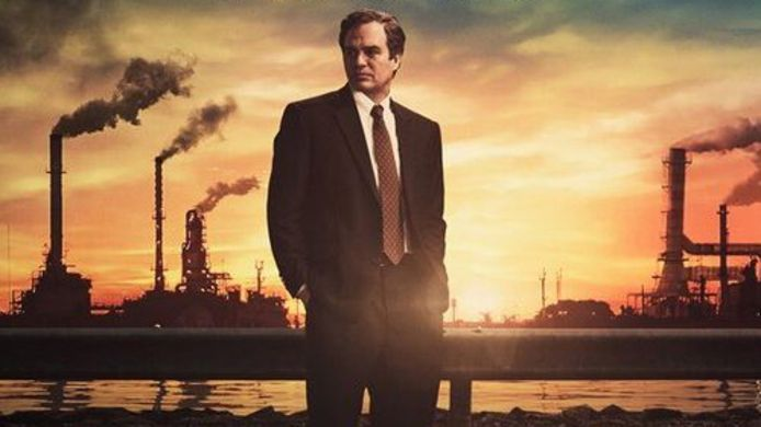 Het affiche van de film Dark Waters