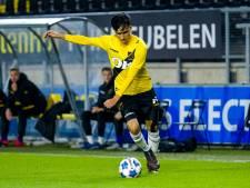 Yassine Azzagari moet bij tweede basisplaats voor NAC Breda berusten in punt