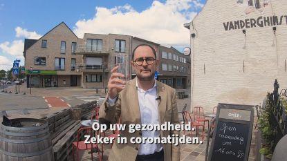 Neem foto op terras en win bon voor bezoek aan horecazaak in Kortrijk