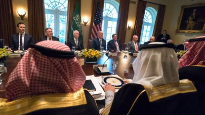 Washington zet licht op groen voor wapenverkoop van 1 miljard dollar aan Saoedi-Arabië