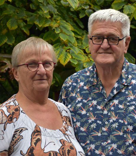 Gouden paar uit Mierlo: 'We vinden het fijn om van alles samen te doen'