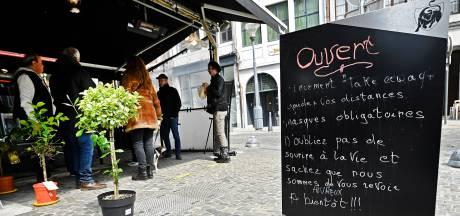Mise en garde à Liège: les établissements qui ouvriront le 1er mai seront verbalisés