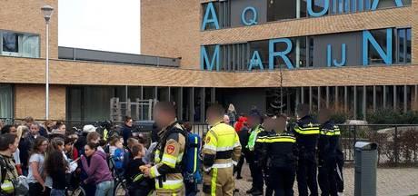 School tijdelijk ontruimd vanwege gaslucht