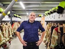Brandweerman Pieter (39) zat vast in brandend pakhuis: 'De jongens zouden het redden, ook al moest ík kapot'