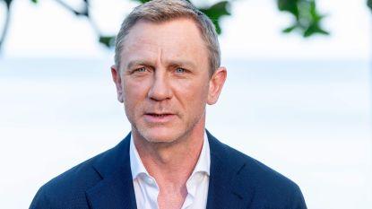 'Bond'-opnames vertraagd door enkelblessure Daniel Craig