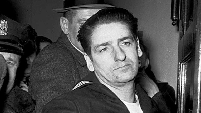 Albert DeSalvo, de Boston Strangler. Beeld AP