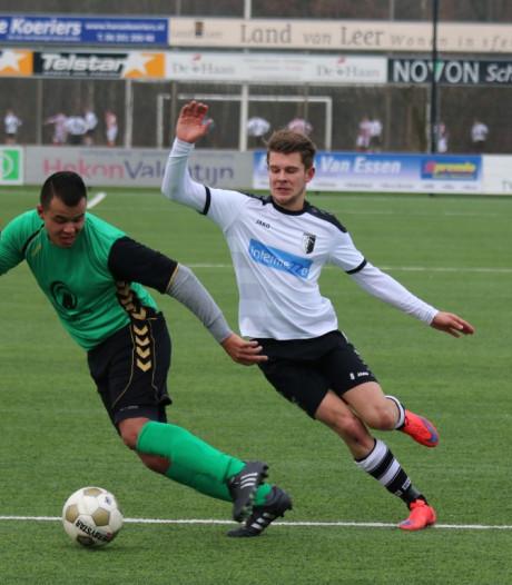Kevin Isidora keert bij Hattem terug in een standaardelftal