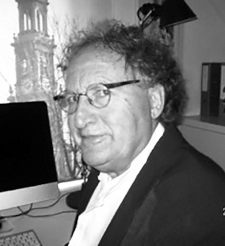 Henk Jan Gortzak, oud-directeur Tropenmuseum Beeld