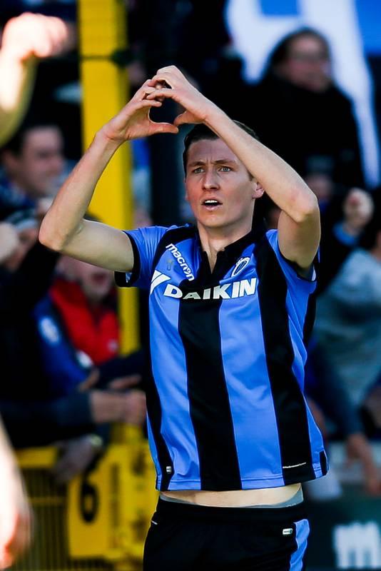 Hans Vanaken a peut-être manqué un penalty, mais c'est encore lui qui a remis Bruges dans le droit chemin.