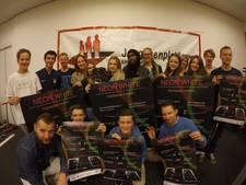 Partytime voor jongeren Etten-Leur: Neon White Party in Het Turfschip