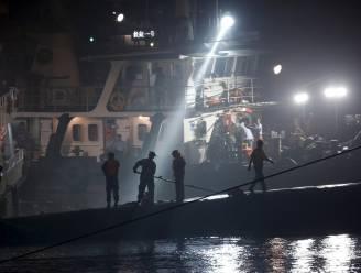 Nog honderden opvarenden scheepsramp China vermist