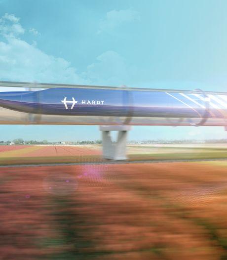 4,5 miljoen euro voor ontwikkeling hyperloop in Nederland