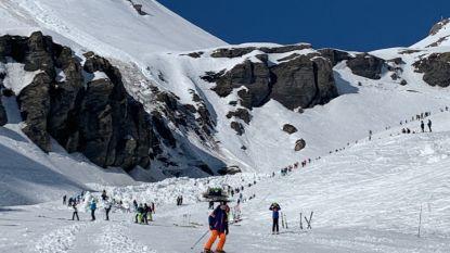 VIDEO. Lawine sleurt verscheidene skiërs mee in Zwitserland, reddingsactie volop bezig