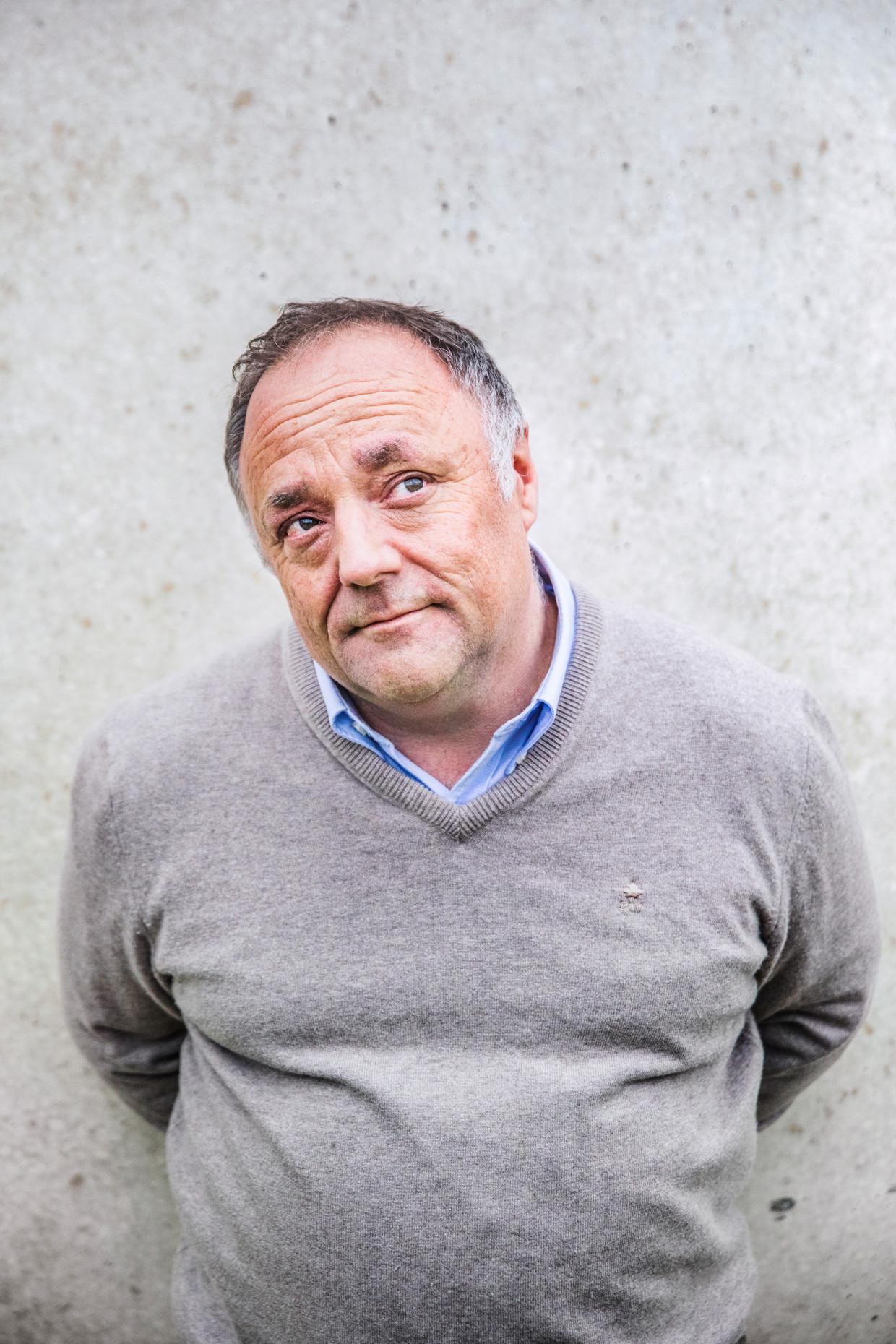 Marc Van Ranst: 'Onze bevolking telt veel dissidenten.' Beeld Aurélie Geurts