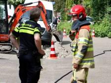 Woningen ontruimd in Emmeloord vanwege gaslek door werkzaamheden van netbeheerder Liander
