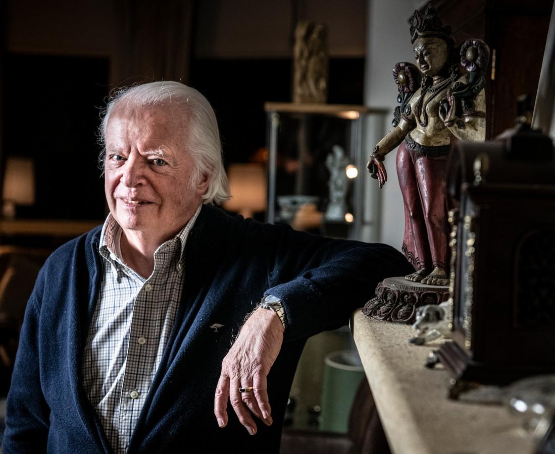 Bert van Maaren: ,,Mijn leven is een opeenstapeling van lichamelijke manco's.''