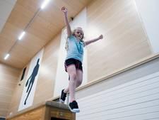 Stuiteren en klimmen? Kinderen kunnen het niet meer