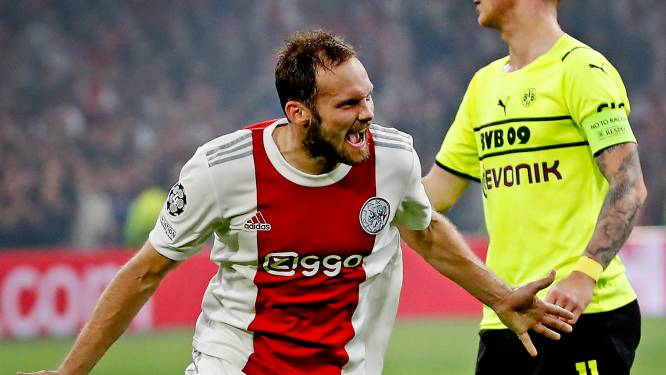 Daley Blind valt in de prijzen met indrukwekkend optreden tegen Borussia Dortmund