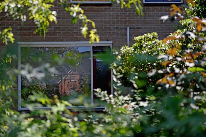 Foto van een woning bij de Zeven Bosjes. Ter illustratie.