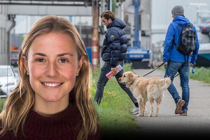 Julie Van Espen werd vermoord door de dakloze Steve B., nadat hij haar probeerde te verkrachten.