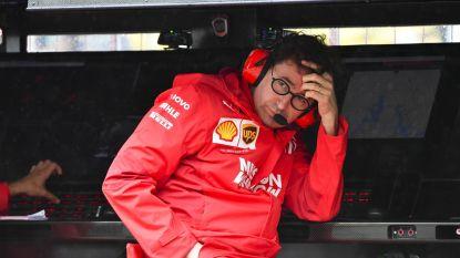 Ferrari dreigt met vertrek uit Formule 1 als budgetplafond verder wordt verlaagd
