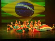 Spetterende show van Danceworkx Borne