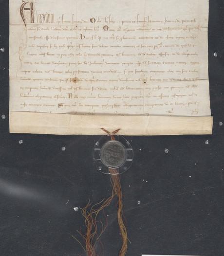 BHIC onthult geschiedenis oudste kloostergemeenschap Brabant