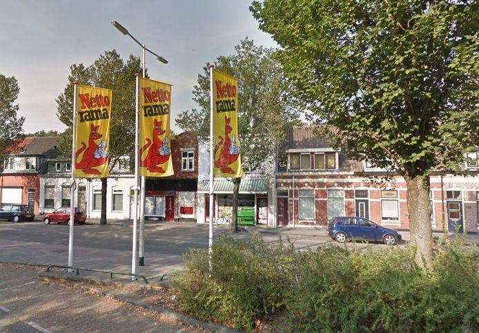 De Nettorama aan de Antwerpsestraat in Bergen op Zoom, op archiefbeeld.