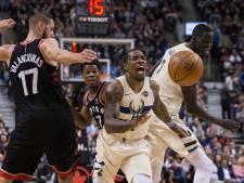 Bucks beëindigen zegereeks Raptors, LeBron leidt Cleveland naar de overwinning