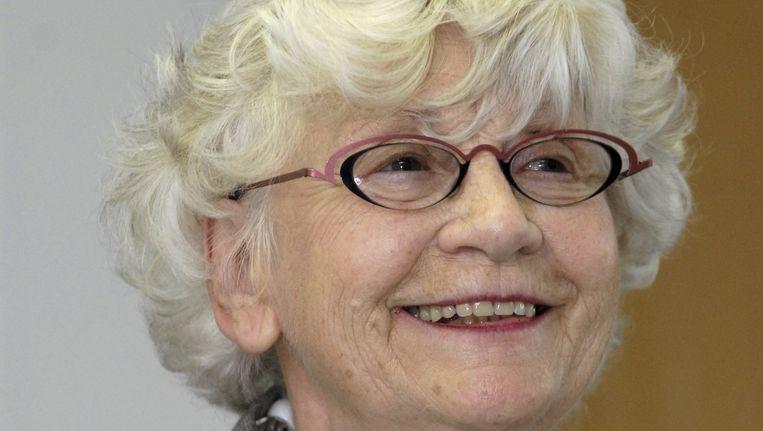 Paula Semer Beeld BELGA