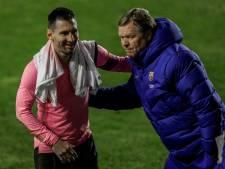 Koeman over Messi: 'We kunnen alleen maar hopen dat hij nog vele jaren wil blijven'