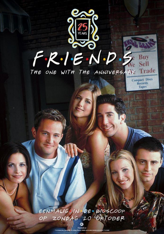 Fans van Friends betaalden 12,50 euro om de special te zien.