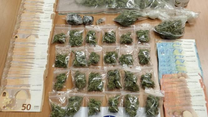 Politie Beringen onderschept drie drughandelaars in twee dagen