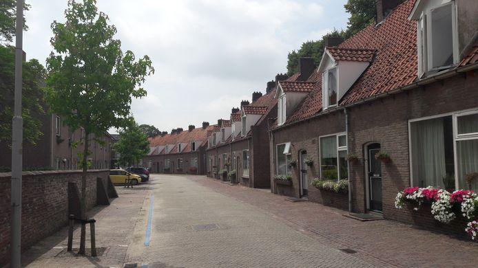 De Doelenstraat in Huissen.