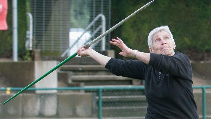 Vier maanden na 212de titel: oudste atlete (88) van het land is niet meer